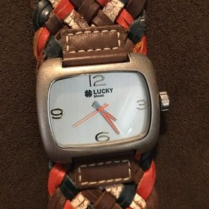 lucky brand watch